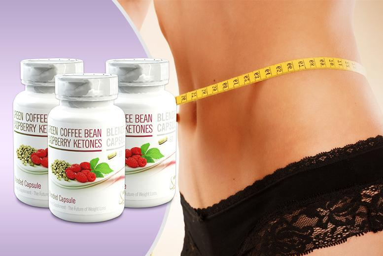 £18 for a 3-month* supply of raspberry ketone and green coffee supplements from Wowcher Direct - save 83% + DELIVERY INCLUDED!