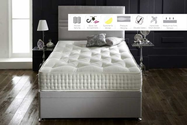 Superior All-Seasons 3000 Mattress
