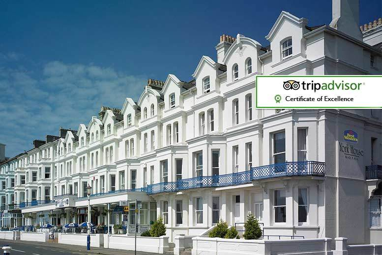 £89 instead of up to £161 for an Eastbourne escape for two people, with dinner, breakfast and late check-out, £139 for two nights - save up to 35%