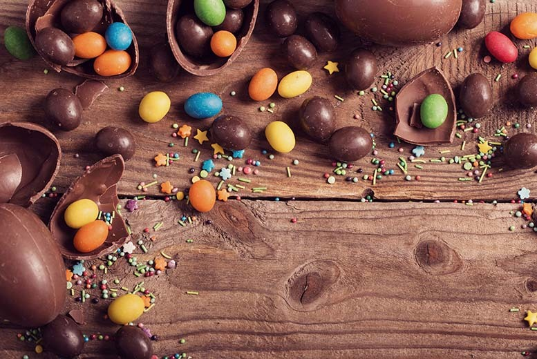 £9 for a 90-minute Easter egg decorating workshop for one person, £16 for two at The Kandy Factory, Burton-upon-Trent - save up to 50%