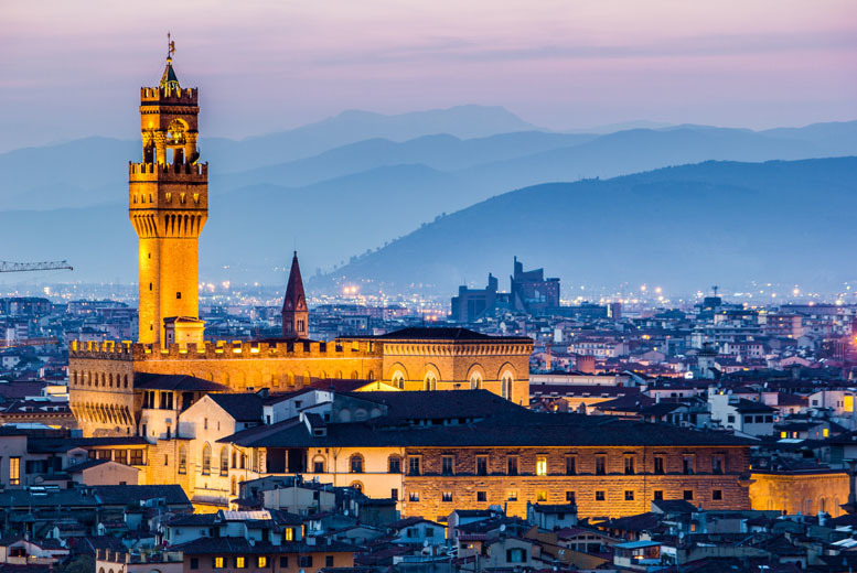 From £99pp instead of up to £255.24pp (from Weekender Breaks) for a 2nt Florence break including flights and breakfa