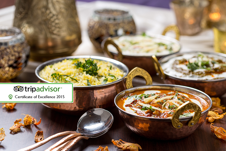£12 instead of up to £19.90 for an 'all you can eat' Indian dinner for 2 people at Indian Cottage West End, Glasgow - save up to 40%