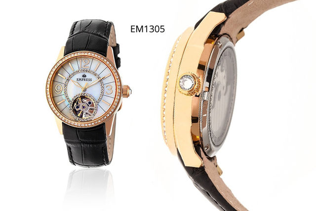 Empress Valois Mother-of-Pearl Watch