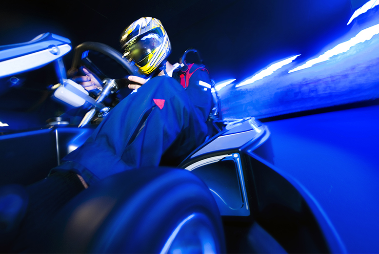 £15 instead of £25 for 50 laps of Go Karting at Fast Lane Karting, Stoke on Trent - save 40%