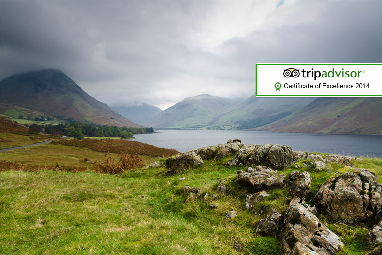 £89 instead of up to £130 (at The Screes Inn, Cumbria) for a 2nt break for 2 inc. breakfast, or £129 for 3nts- save up to 32%