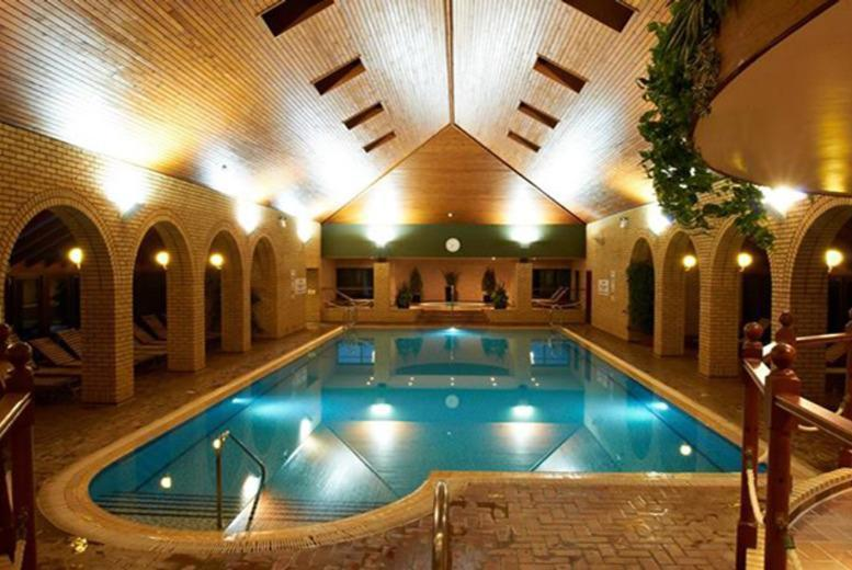 £79 ( from Buyagift) for a twilight spa experience for 2 people at Clarice House Spa including a 2-course dinner and glass of Prosecco each!