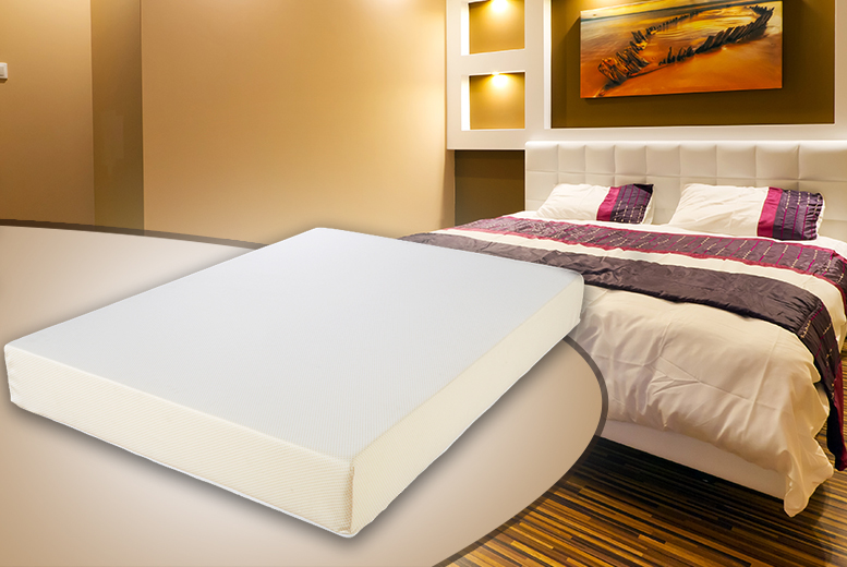 £99 instead of £229.99 for a single Apollo memory foam mattress, £139 for a small double or double, or £149 for king size from Wowcher Direct - save up to 57%