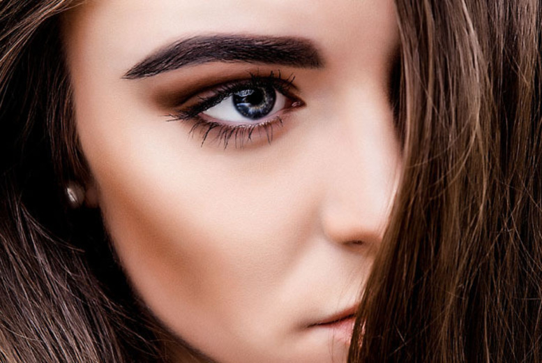 £79 instead of £250 for semi-permanent makeup on eyes, brows or lips at Hair & Beauty Studio, Edgware - save 68%