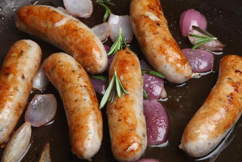 £19 for a sausage making class for 1 person, £35 for 2 people at Northumberland Sausage Company, Corbridge - save up to 79%