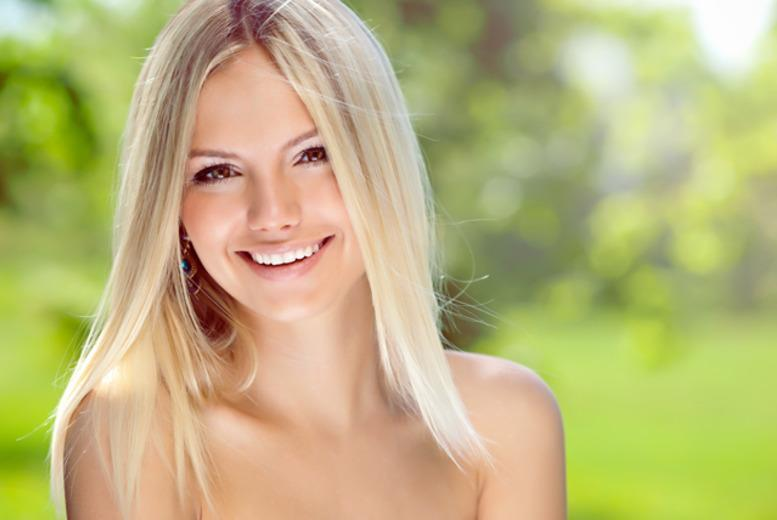 £699 for a 'Six Month Smiles' treatment on one arch, £999 for both arches at Pure Clinic