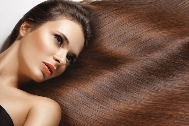 £55 instead of £125 for a wash, cut and Brazilian blow dry at 3 Crystals, Palmers Green - get sleek, shiny hair & save 56%