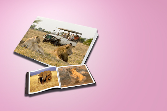 £9.99 instead of £25.79 (from Unibind PhotoBooks) for a 30-page A4 hard cover, landscape photo book - save a snap happy 61%