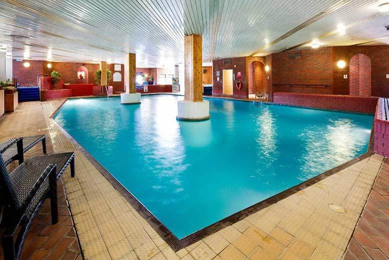 £109 (at Maidstone Great Danes Hotel) for an overnight 4* Kent stay for two with spa access, dinner and breakfast - save up to 44%