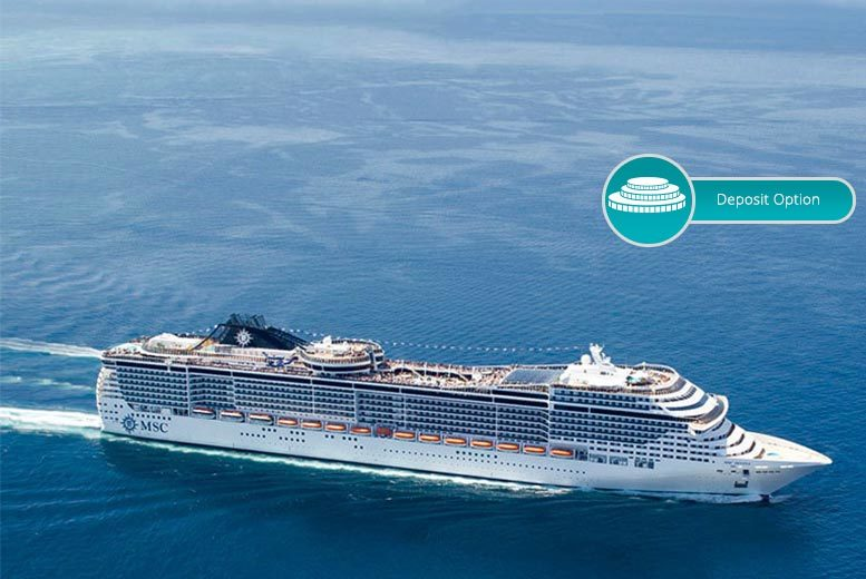 From £799pp for a seven-night full board Caribbean cruise and overnight Miami stay including flights, or pay a £250pp deposit today - save up to 38%