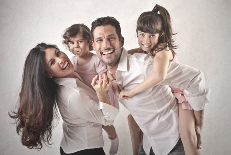 Family Photoshoot & £100 Voucher