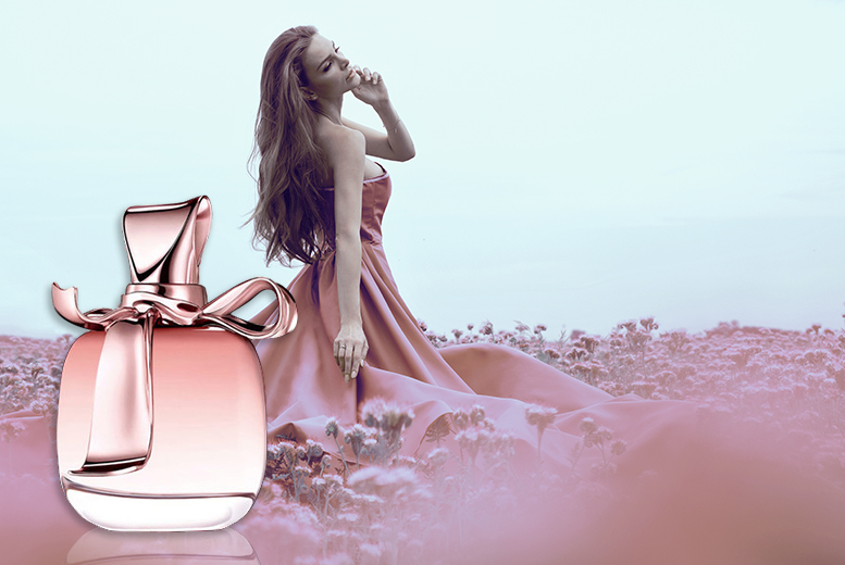 £15.99 instead of £50 for a 50ml bottle of Mademoiselle by Nina Ricci eau de toilette, £20.99 for 80ml eau de parfum - save up to 65%