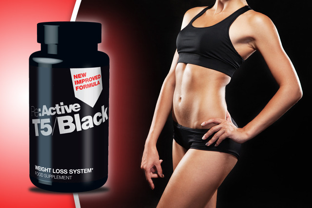 £19.95 instead of £39.95 (from DesirableBody) for a 1-month supply of T5 Black Fat Burner supplement pills - save 50%