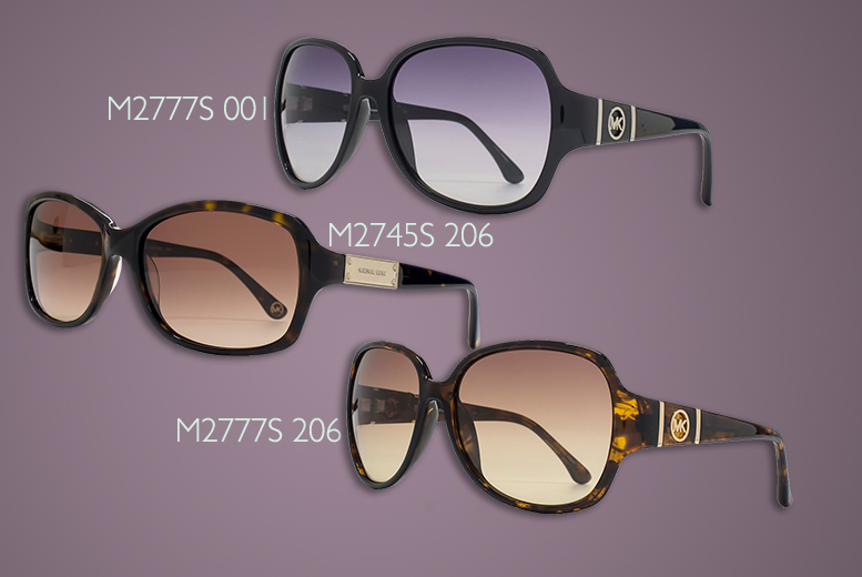 £49.99 instead of £139 (from Shop On Time) for a pair of Michael Kors sunglasses for women - save 64% + DELIVERY INCLUDED!