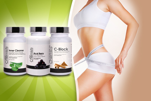 £25 instead of £154.99 (from Skin Chemists) for a 1-month detox pack inc. 3 different supplements - save 84%