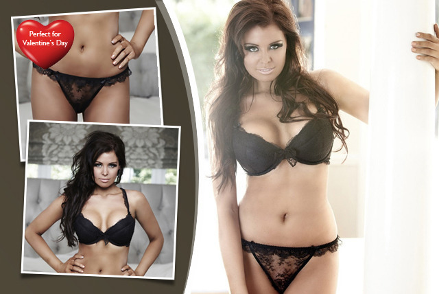 £10 for a voucher worth £25 to spend on Valentine's lingerie by Alexis Smith - save a saucy 60%