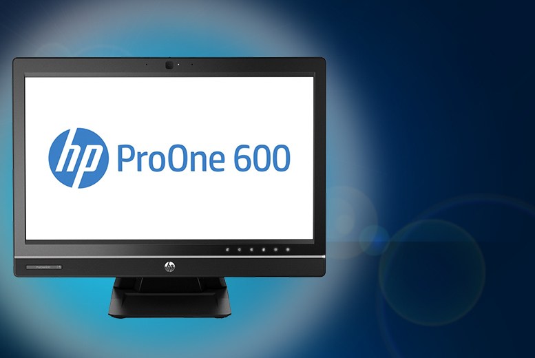 £549 for a HP ProOne 600 G1 desktop from Wowcher Direct