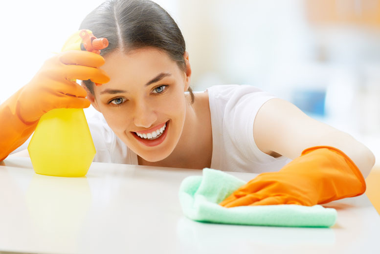 £21 instead of £37.50 for 3 hours of house cleaning from Angel Dust Cleaners LTD - save 44%