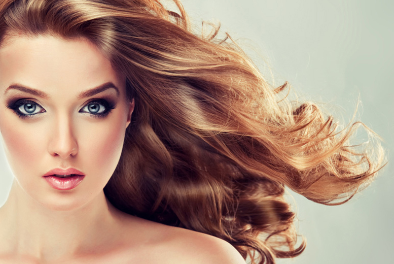 Half Head of Highlights, Cut & Blow Dry, Beauty Woman Salon