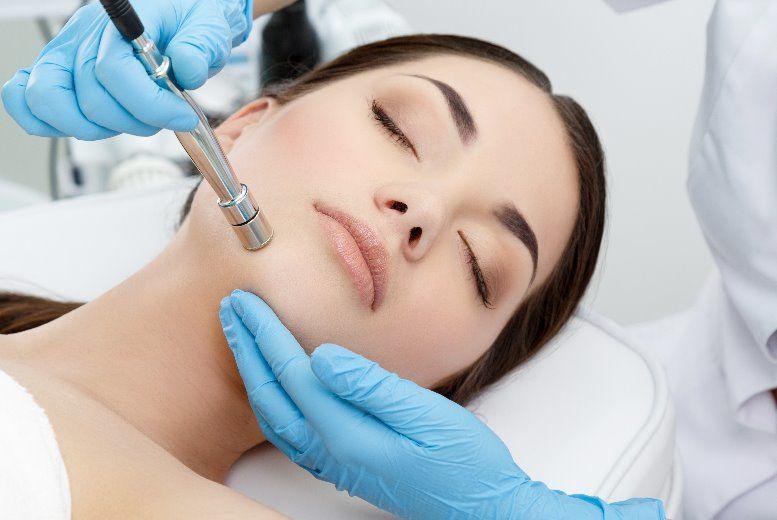 Microdermabrasion Treatment, La Visage