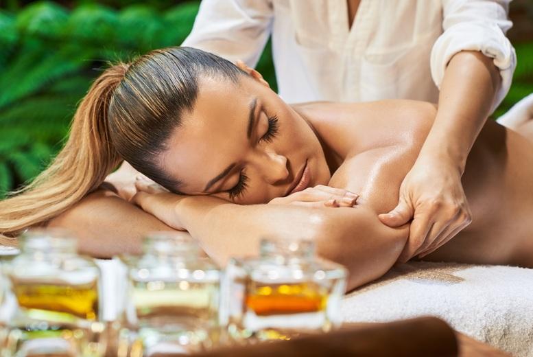 30-Minute Swedish Massage, La Visage
