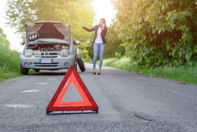 £24 instead of £56.44 for a full one-year UK breakdown cover and home assistance with Emergency Assist - save 57%