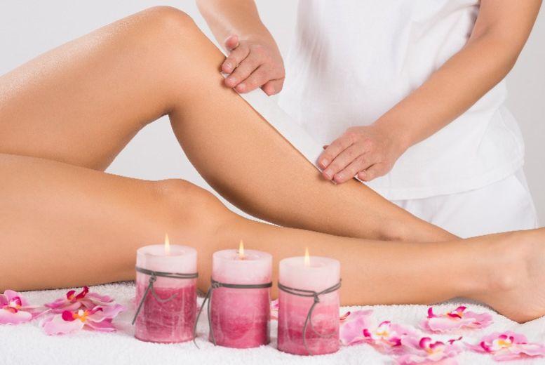 Leg, Underarm & Bikini Wax