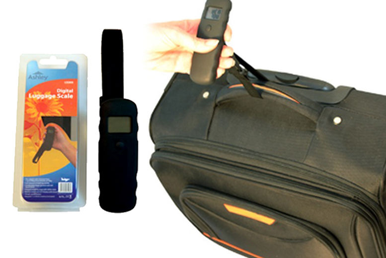 The Best Deal Guide - Digital Luggage Scale