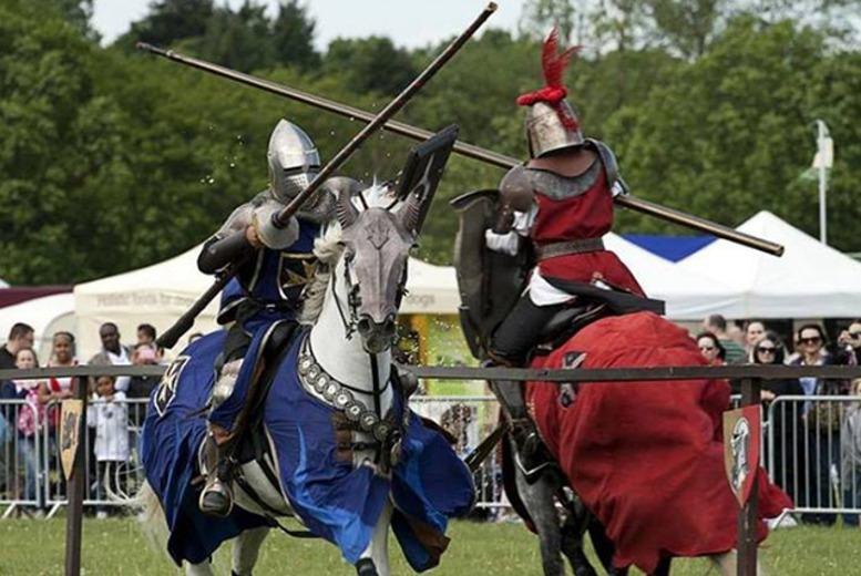 £7.50 instead of £15 for 2 adult tickets to the Robin Hood Country Show on 10th or 11th May, £10 for a family ticket from Aztec Events - save up to 50%