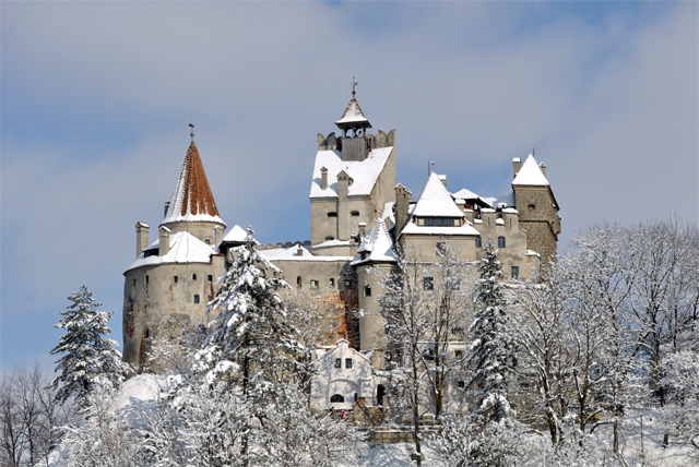 £249pp (with Untravelled Path) for a 3-night Ice Hotel & Dracula's Castle Romanian break for 2 or £279pp for a 4-nights – save up to 34%