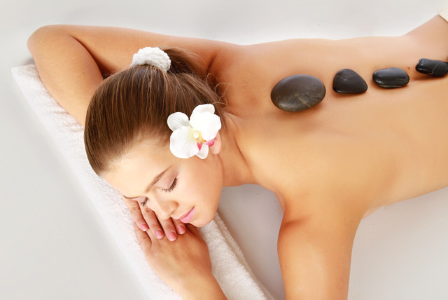 £14.99 instead of up to £65 for a 1 hour hot stone or bamboo massage inc. consultation at Feel Better Now - save up to 77%