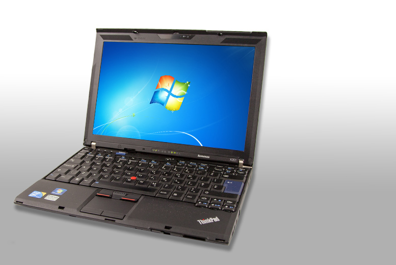 £149 instead of £296.51 (from Portable Universe) for a Lenovo ThinkPad X201 laptop with 128GB hard-drive - save 50%