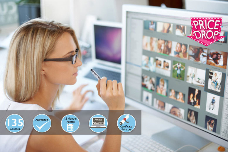 Adobe Web & Graphic Design Master Course Package