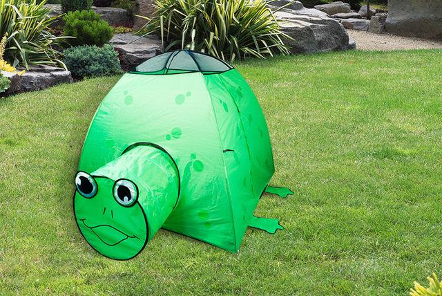 & Pop-Up Animal Play Tent - 3 Designs!