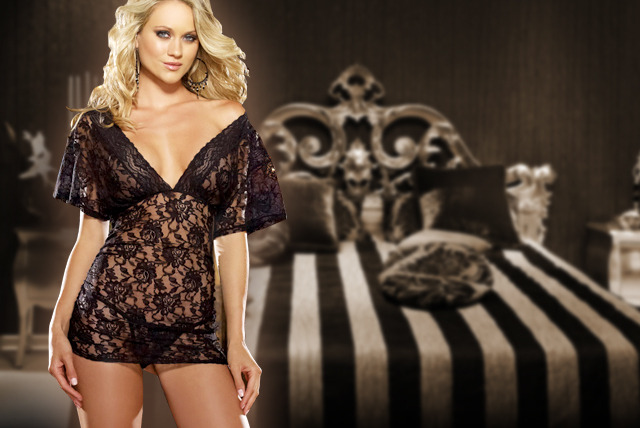 £8.99 instead of up to £24.99 (from Risqué Intentions) for a choice of sexy Valentine's lingerie - save up to 64%