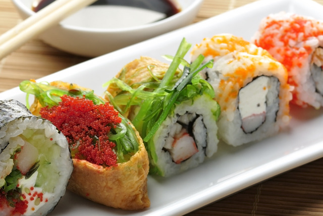 £5 for a £15 voucher to spend at Me Love Sushi - choose from 3 locations and save a delicious 67%