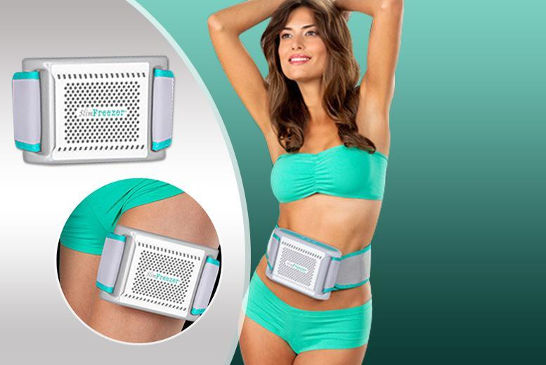 £99 instead of £199.98 (from Home Shopping Mall) for a SlimFreezer at-home  'body-sculpting system' - save 50%