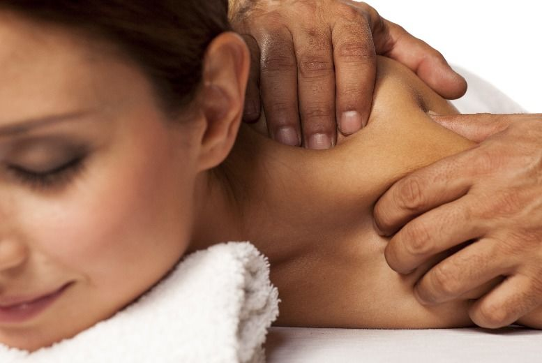Luxury 30-Minute back, neck and shoulder massage, Massage Today