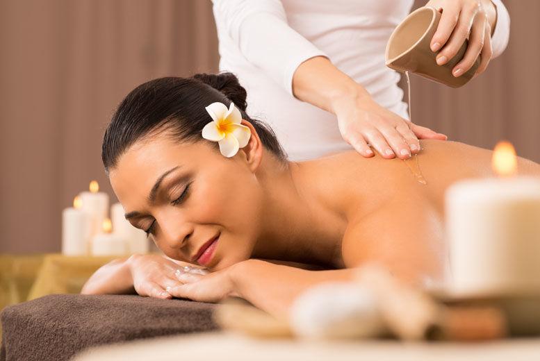 30-Minute Back, Neck & Shoulder Massage, La Visage