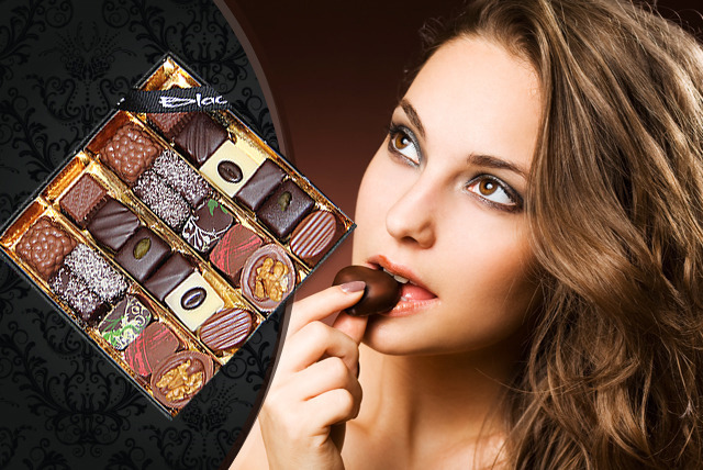 £14.75 instead of £29.50 (from Black River) for a 225g box of luxury praline chocolates - save 50%