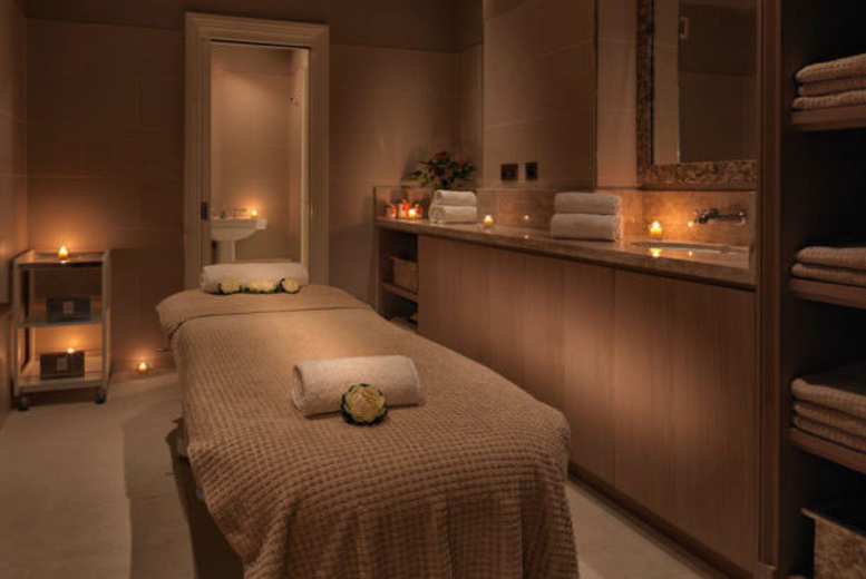 £49 instead of £108 for a choice of one-hour massage or facial and a glass of Champagne for one person, £89 for two people at The Lalit London, London Bridge - save up to 55%