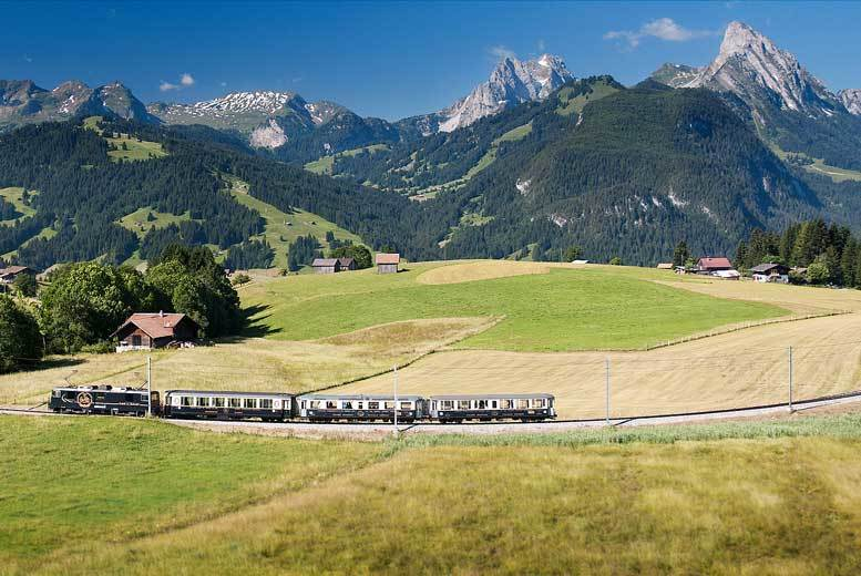 From £259pp (from Weekender Breaks) for a two or three-night Swiss getaway with chocolate or cheese train experience - save up to 28%