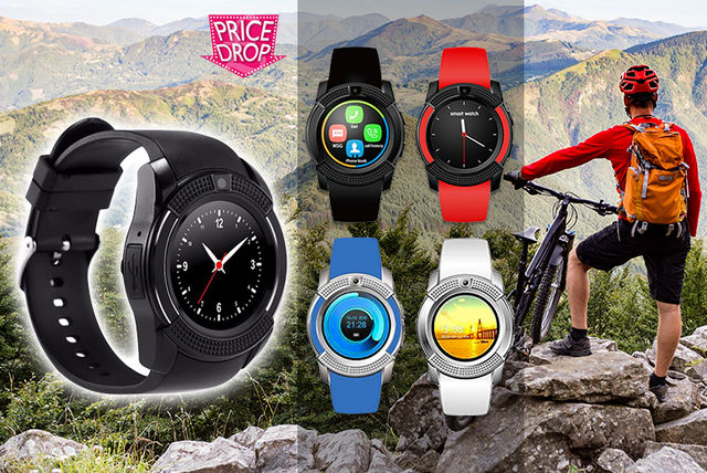 Android Bluetooth Sports Watch