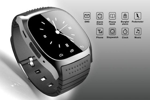 Z-Sport Bluetooth Smartwatch