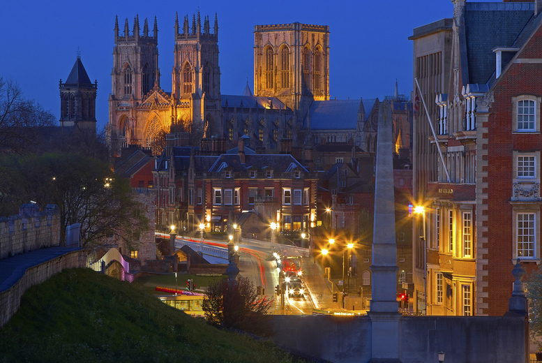 From £79 for a York getaway and Prosecco for up to three people, or from £99 for up to four people at York Boutique Lets