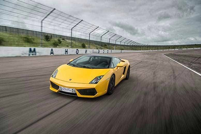 £39 for a supercar driving blast experience at over 20 UK locations from Buyagift - drive a Porsche, Lamborghini or Ferrari!